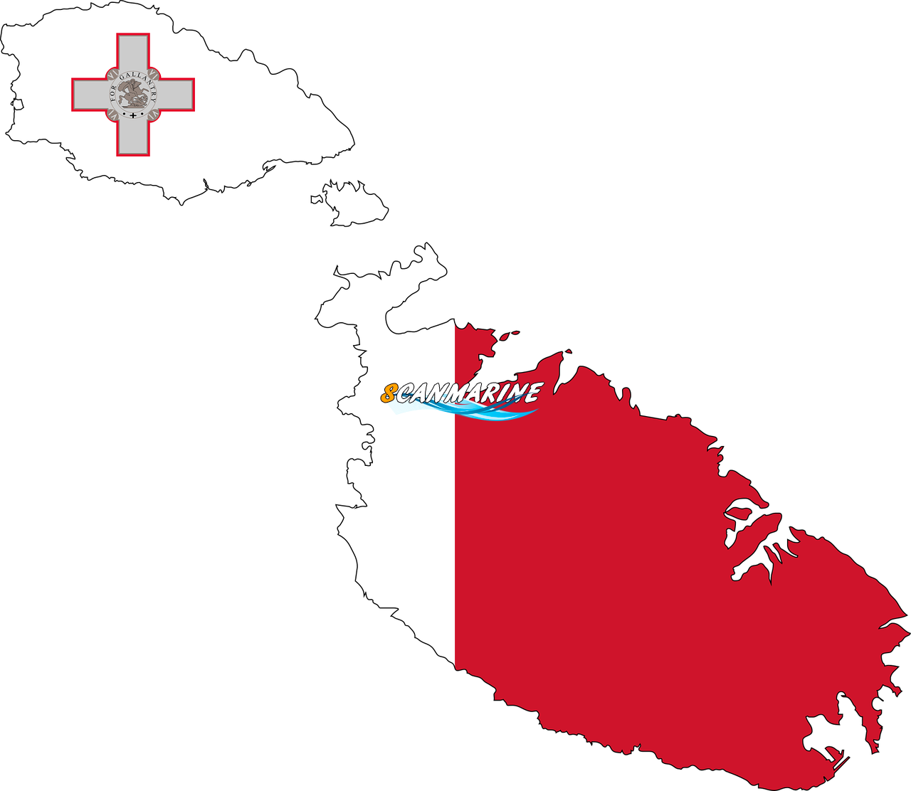 Мальта торжественно простилась с лирой